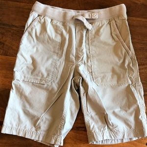 Lands' End knit waist shorts